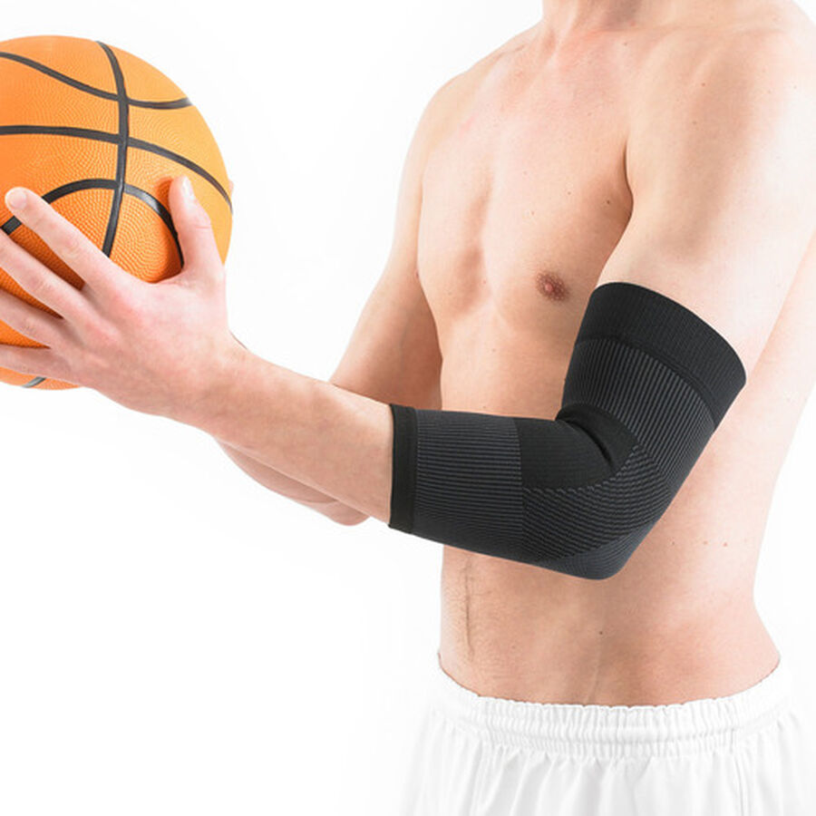 Neo G Airflow Elbow Support, Black, , large image number 4