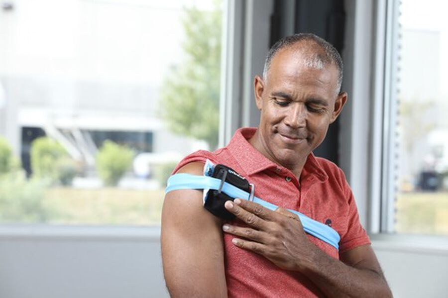 VibraCool® Flex for Shoulder, Hip, or Back, , large image number 1