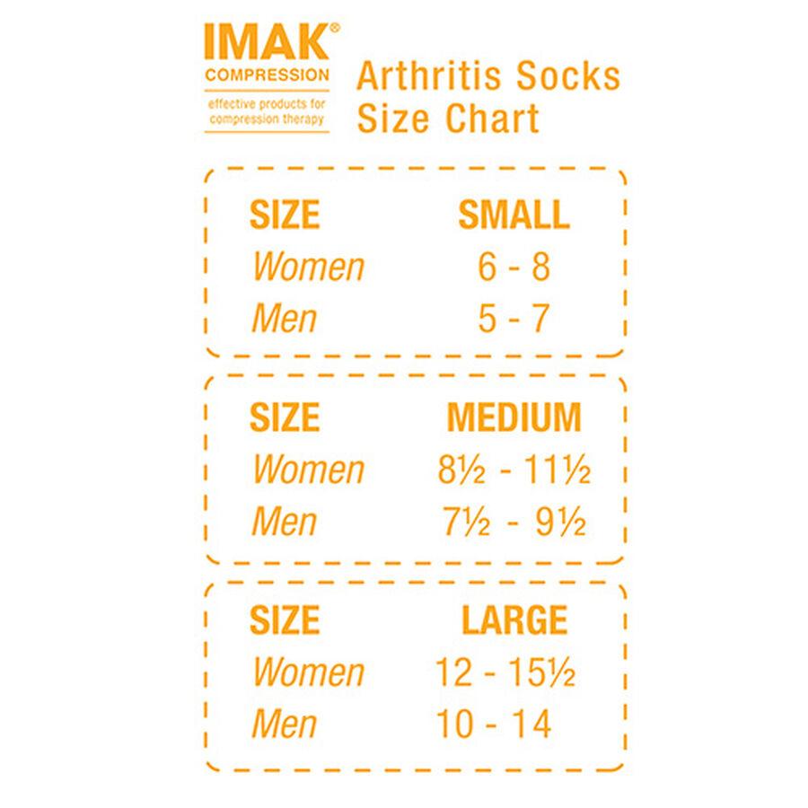 IMAK Compression Arthritis/Circulation Sock, , large image number 2