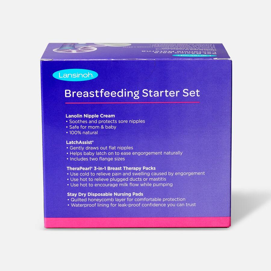 Lansinoh Breastfeeding Starter Set, , large image number 3