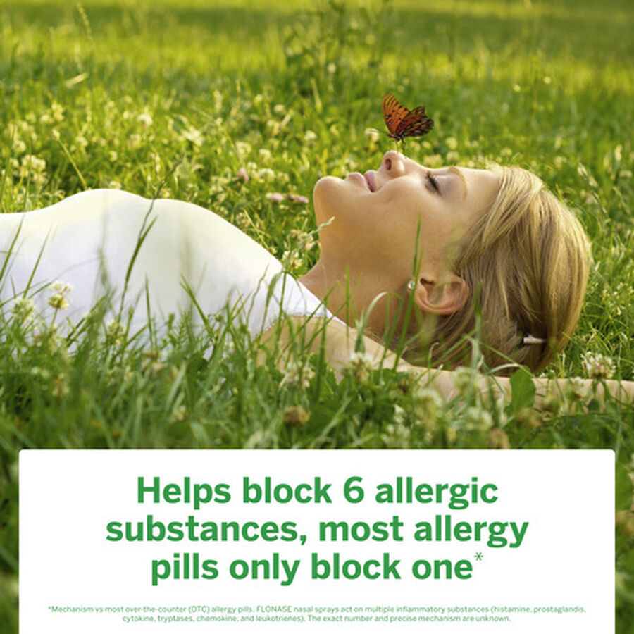 Flonase Allergy Relief Nasal Spray, 72 ct, , large image number 8
