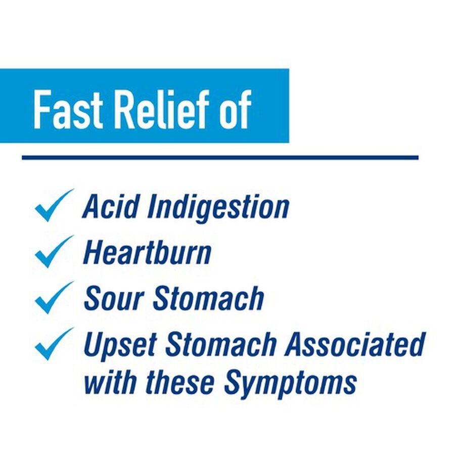 Alka-Seltzer Heartburn Relief Gum, Peppermint, 16 count, , large image number 4