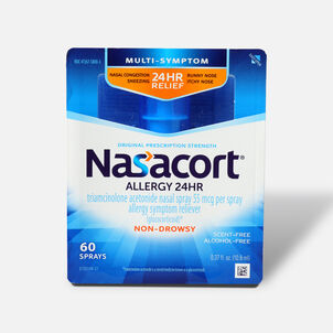 Nasacort Allergy Spray, 0.37 oz.