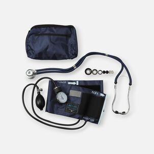 MatchMates Aneroid Sphyg Kit with Stethoscope