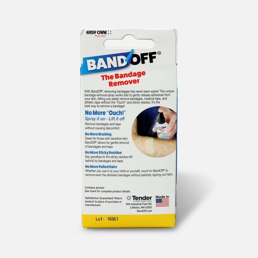 Band Off Bandage Remover, 1.25 fl oz, , large image number 1