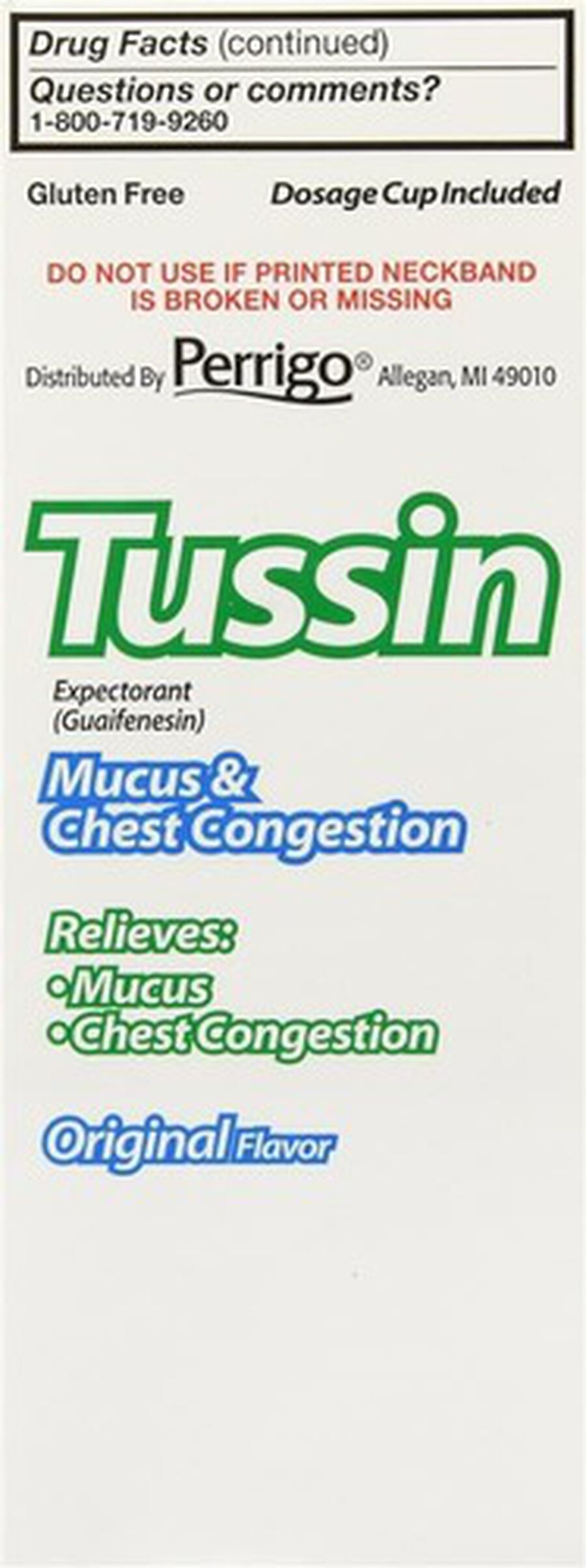 GoodSense® Tussin Mucus + Chest Congestion 200 MG 8 oz, , large image number 2
