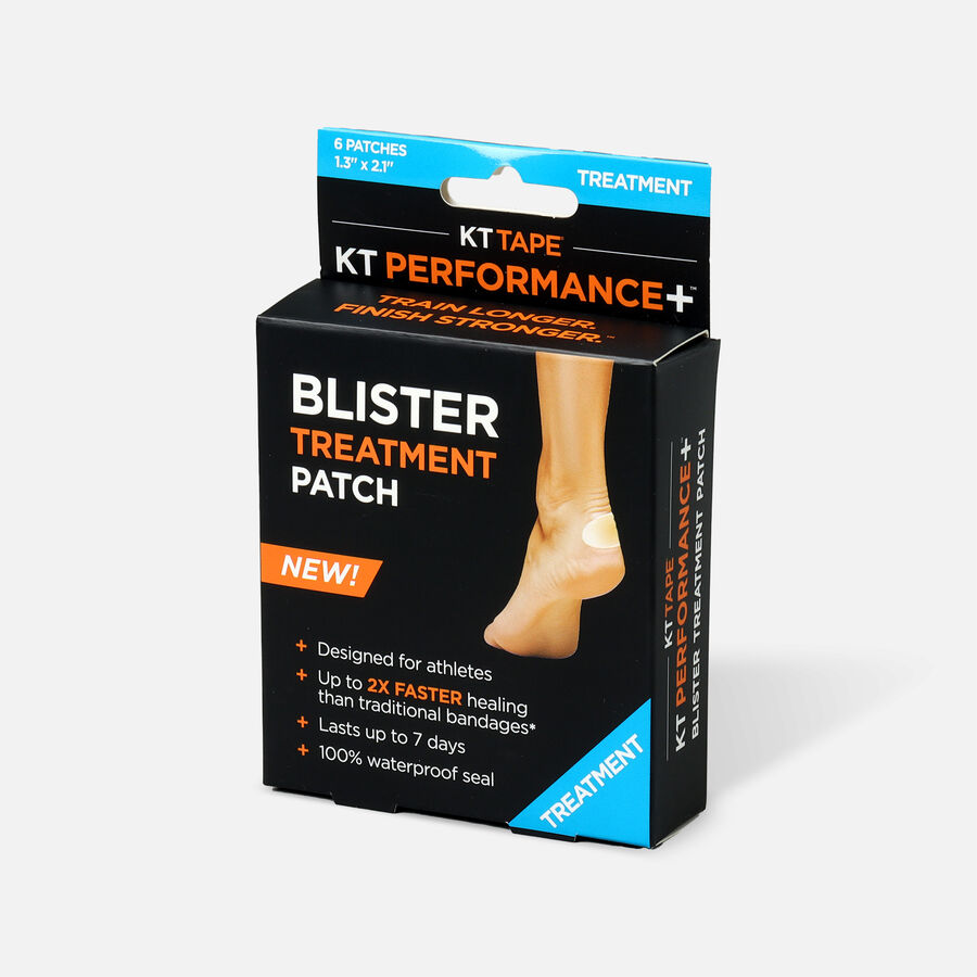 KT Tape Performance+™ Blister Treatment Patch, 6 ct, , large image number 2