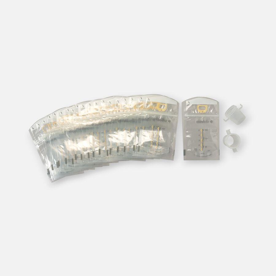 Medela Pump & Save Breast Milk Bags, 20 pack, , large image number 4