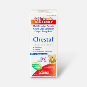 Boiron Children's Chestal Cough and Cold, 6.7 fl oz