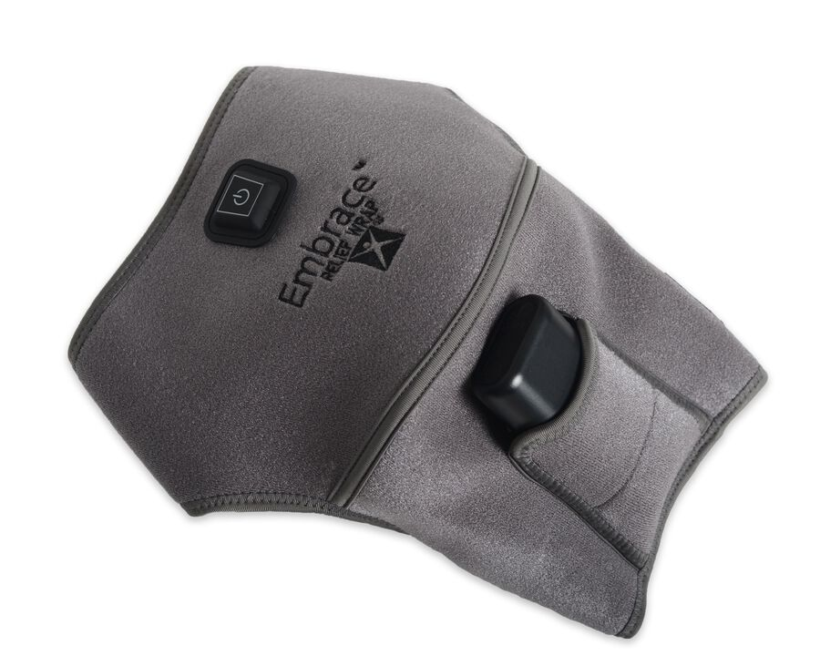 Battle Creek Embrace ™ Relief Shoulder Wrap – Portable, 3 Temperature Settings, Auto Shut Off, Wireless & Rechargeable Wrap, Battery-Operated Heat Therapy Wrap for Rotator Cuff and Shoulder Pain Relief, , large image number 24