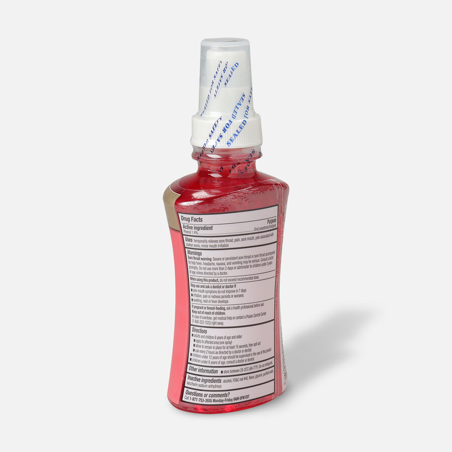 GoodSense® Sore Throat Spray, 6 fl oz, , large image number 2