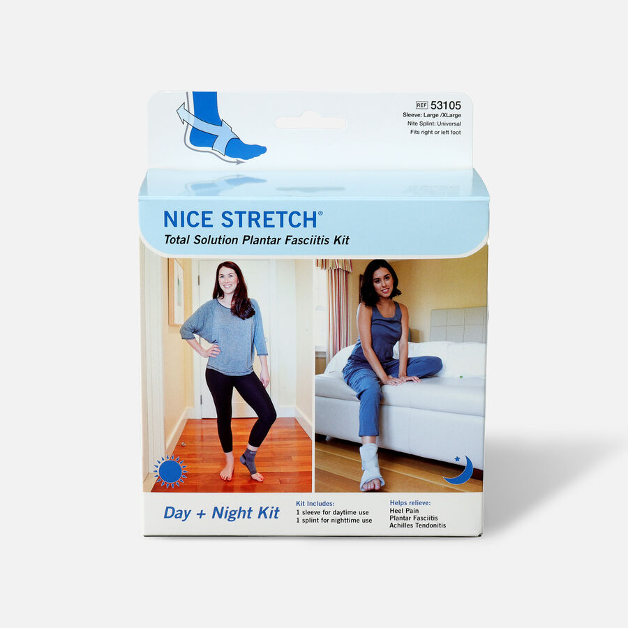 Nice Stretch Total Solution Plantar Fasciitis Relief Kit, , large image number 0