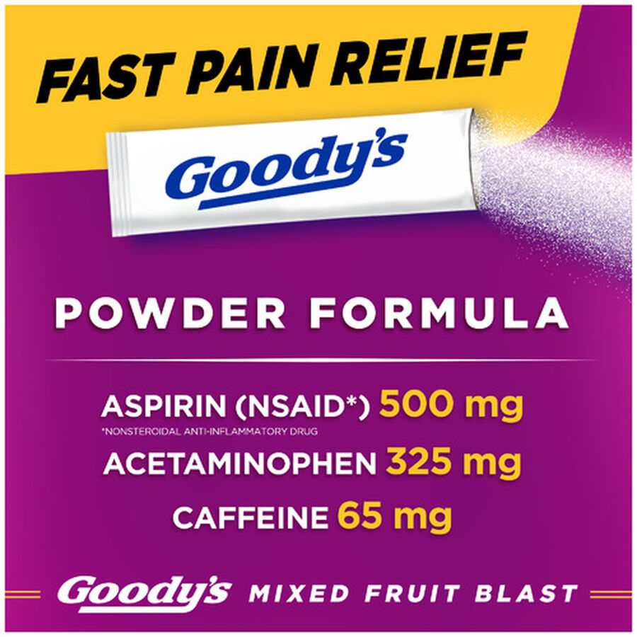 Goody's Mixed Fruit Stix, 24ct., , large image number 2