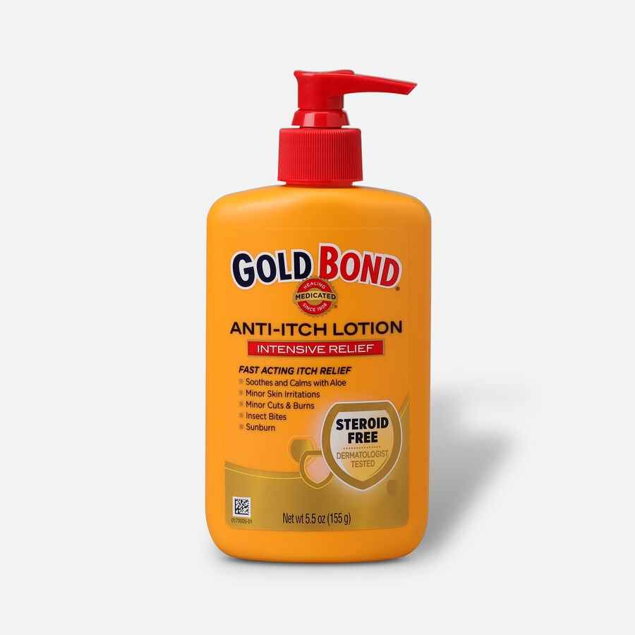 Gold Bond Anti-Itch Lotion, 5.5 oz, , large image number 0