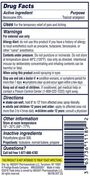 Monistat Instant Itch Relief Continuous Spray, Maximum Strength, 2 oz, , large image number 2