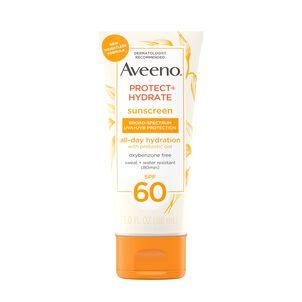 Aveeno Protect + Hydrate Body Lotion, SPF 60