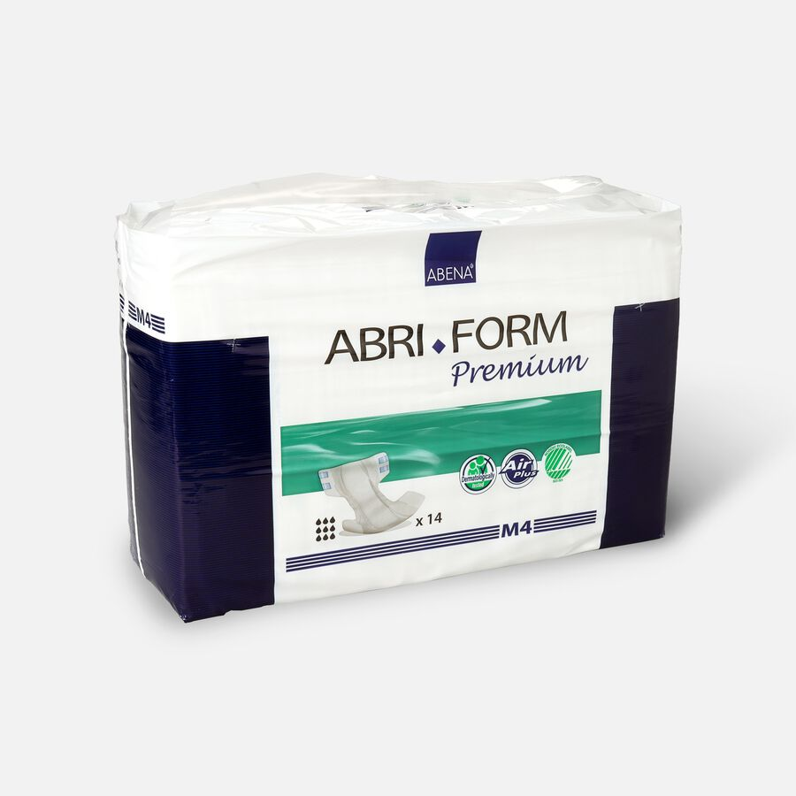 Abena Abri-Form Comfort M4 Adult Briefs, 14ct, , large image number 2