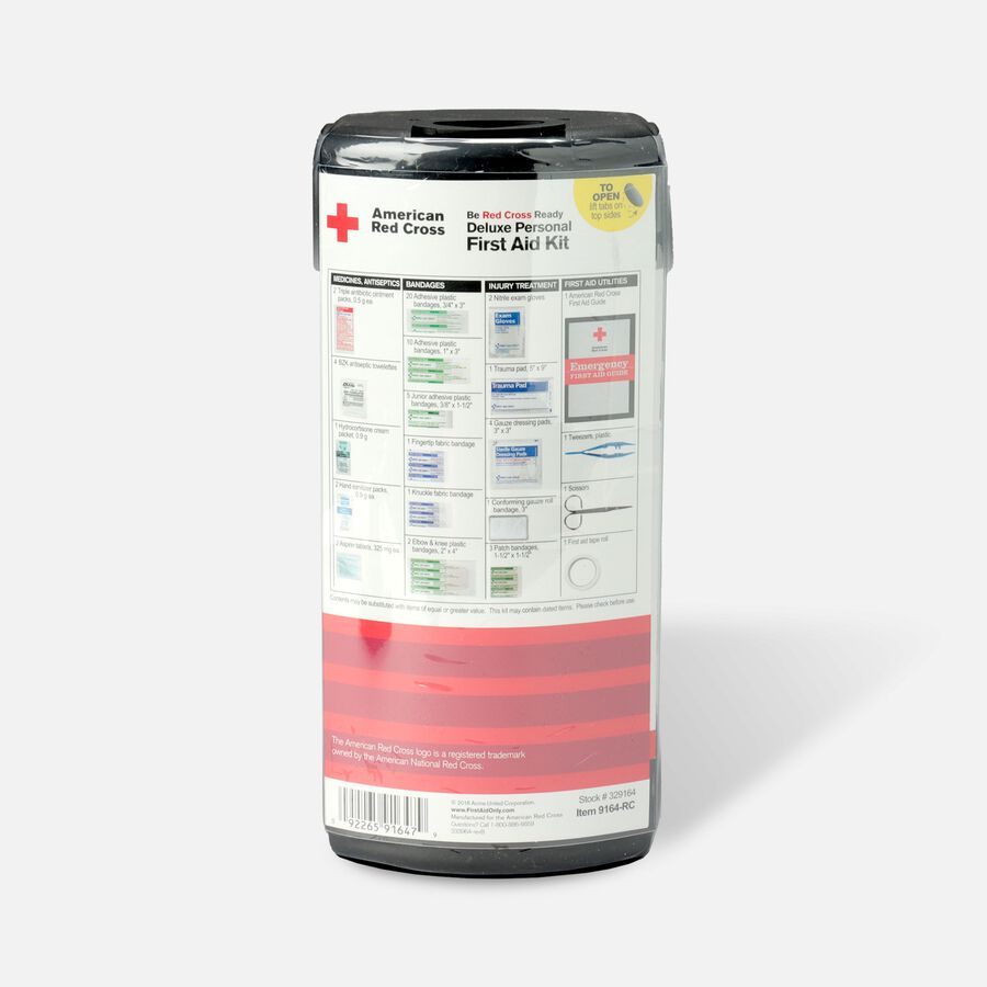 American Red Cross Deluxe Personal First Aid Kit, , large image number 1