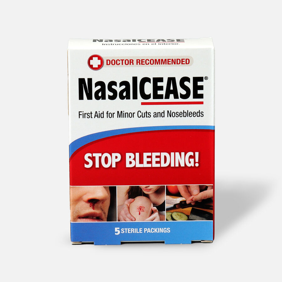 NasalCEASE Nosebleed Packing - 5ct, , large image number 0