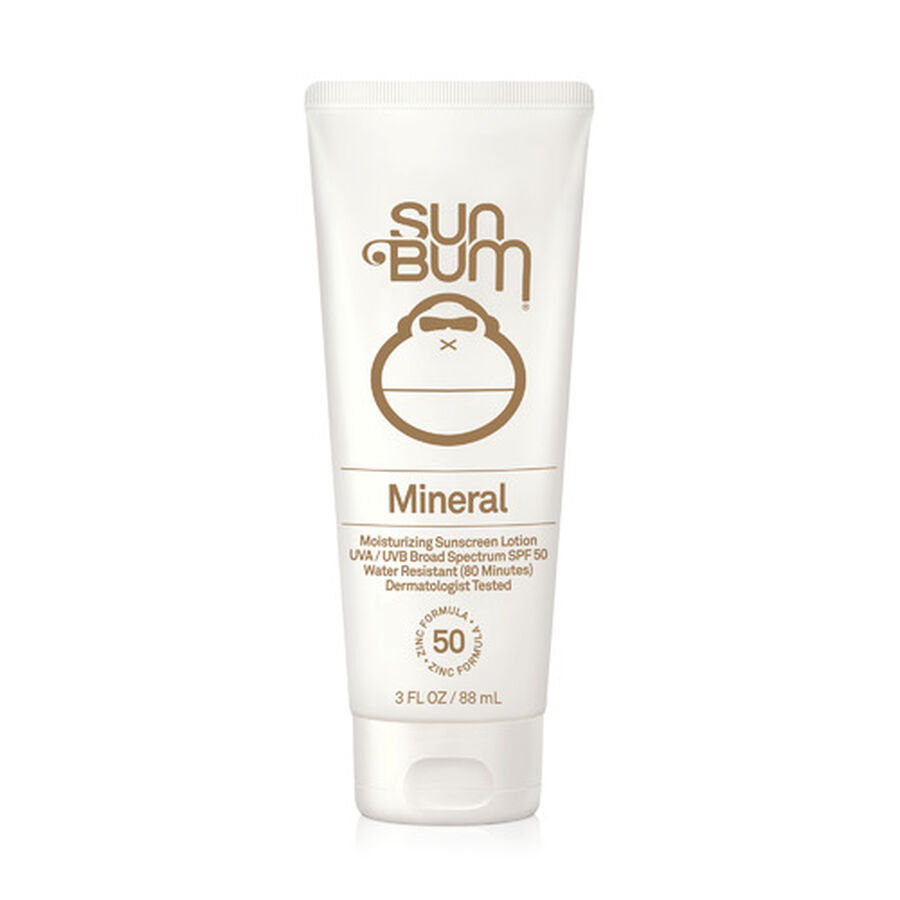 Sun Bum Mineral Sunscreen Lotion SPF 50, 3 oz, , large image number 0