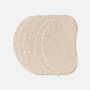 Caring Mill™ Self-Adhesive Moleskin Foot Protection Pads 6 ct