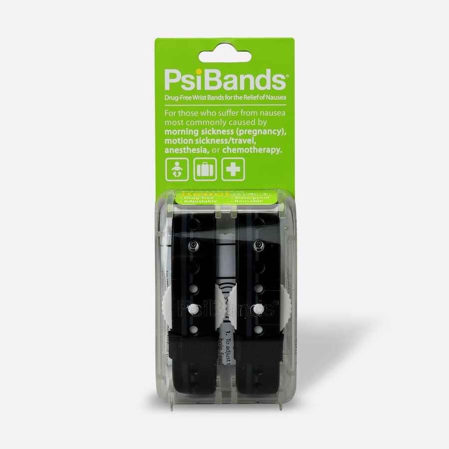 Psi Bands Nausea Relief Wrist Bands, , large image number 3