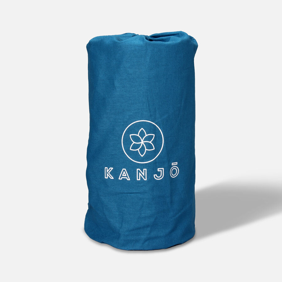 Kanjo Memory Acupressure Mat Set with Pillow, Sapphire, , large image number 1