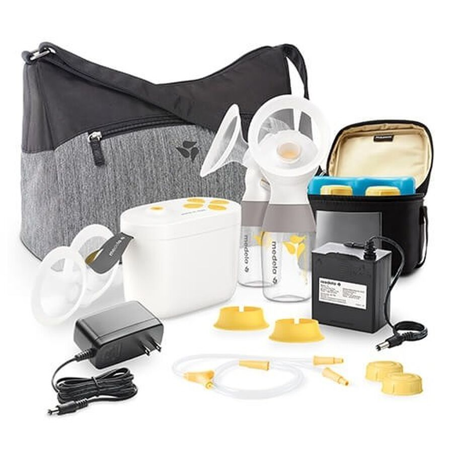 Medela Pump In Style Double Electric Breast Pump with Max Flow Technology, , large image number 0