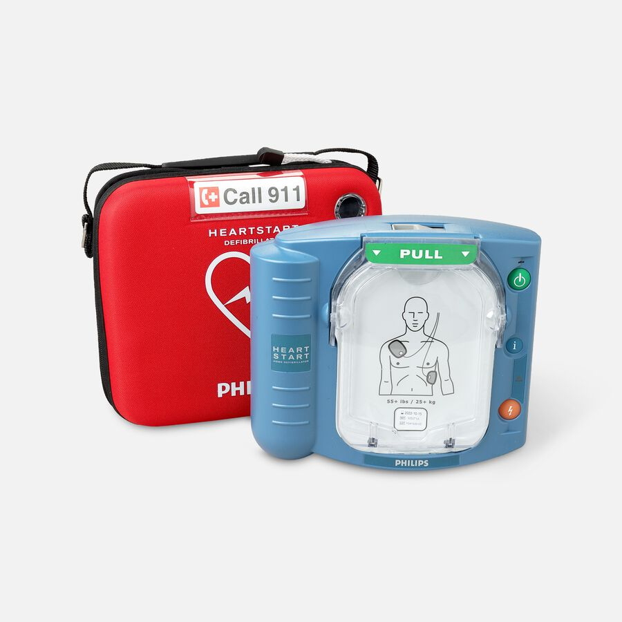 Philips HeartStart Home Defibrillator (AED), , large image number 1