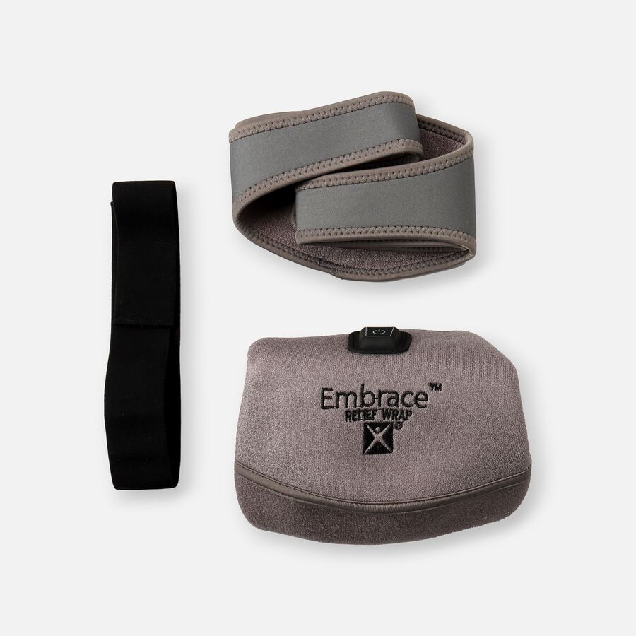Battle Creek Embrace ™ Relief Shoulder Wrap – Portable, 3 Temperature Settings, Auto Shut Off, Wireless & Rechargeable Wrap, Battery-Operated Heat Therapy Wrap for Rotator Cuff and Shoulder Pain Relief, , large image number 2