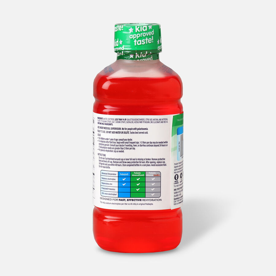 Pedialyte AdvancedCare, 33.8 fl. oz., , large image number 1