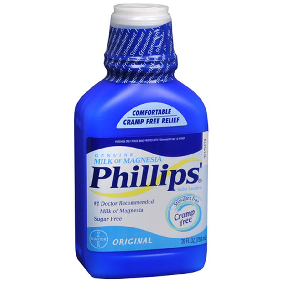 Phillips Milk of Magnesia, Original Flavor, 26 fl oz, , large image number 0