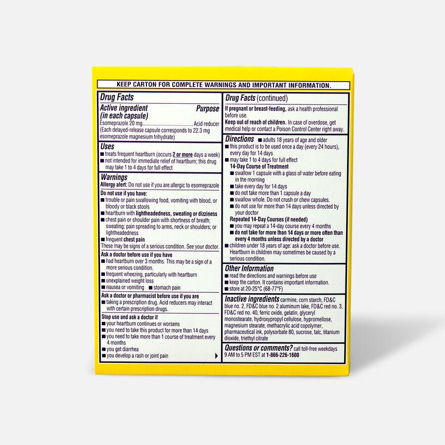 Nexium 24HR Clear Mini Capsules, 14 ct, , large image number 1