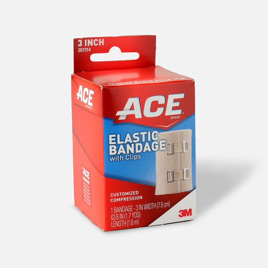 ACE Elastic Bandage with Clips, , large image number 2