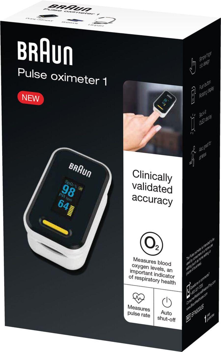 Braun Pulse Oximeter, , large image number 6