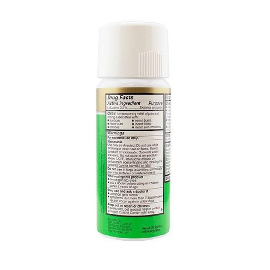 GoodSense® Burn Relief Aloe Spray, 4.5 oz, , large image number 2