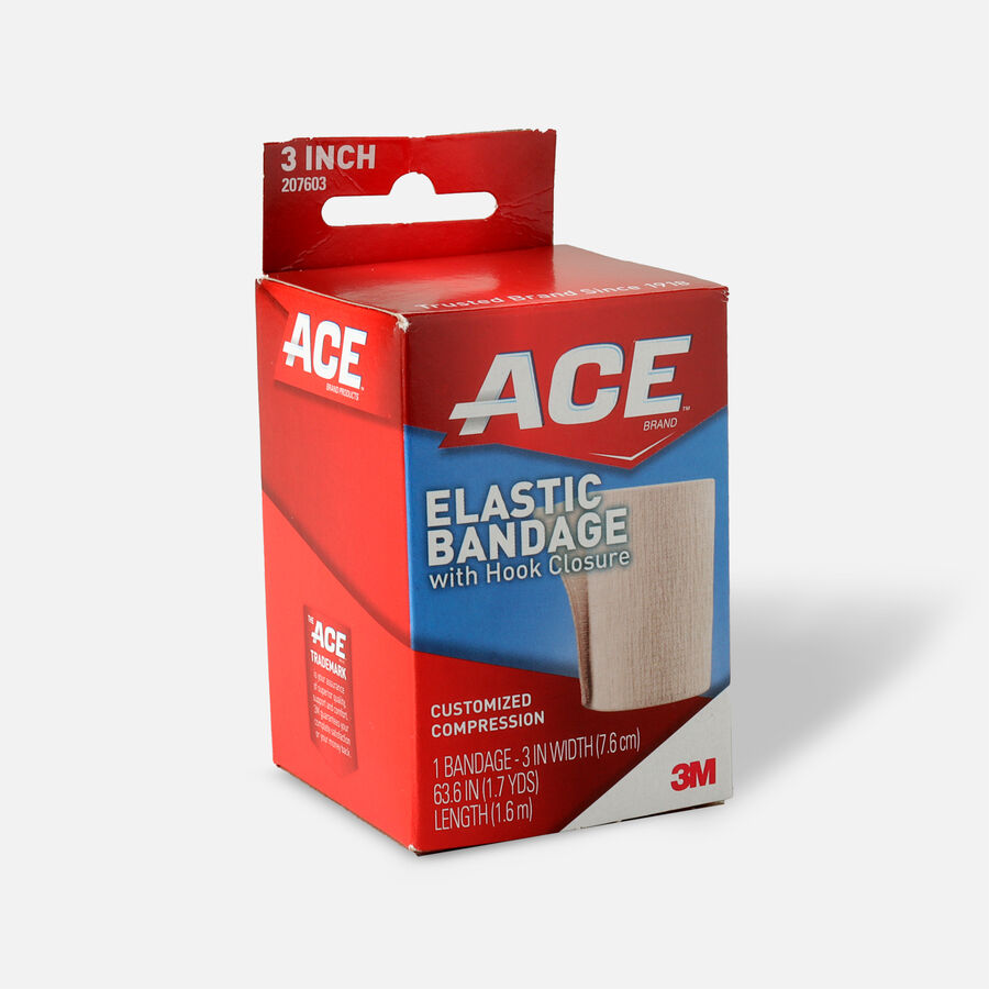 ACE Elastic Bandage with Hook Closure, , large image number 6
