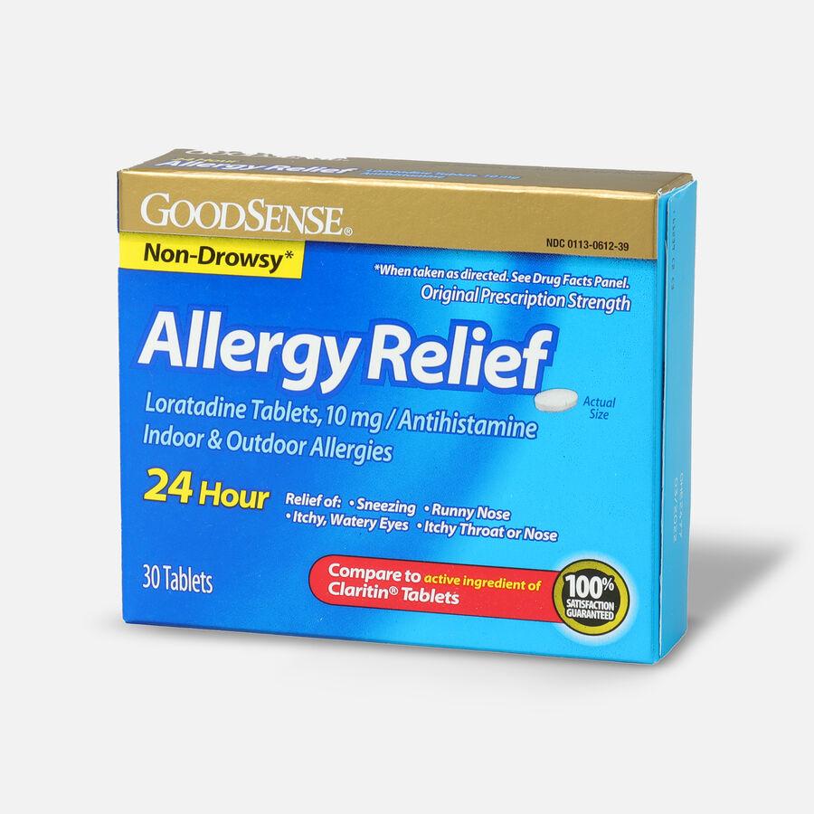 GoodSense® Allergy Relief Loratadine Tabs, 10 mg, , large image number 2