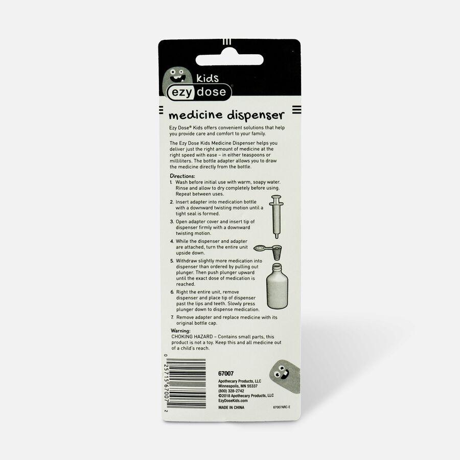 EZY Dose Oral Syringe, 10 ml, , large image number 1