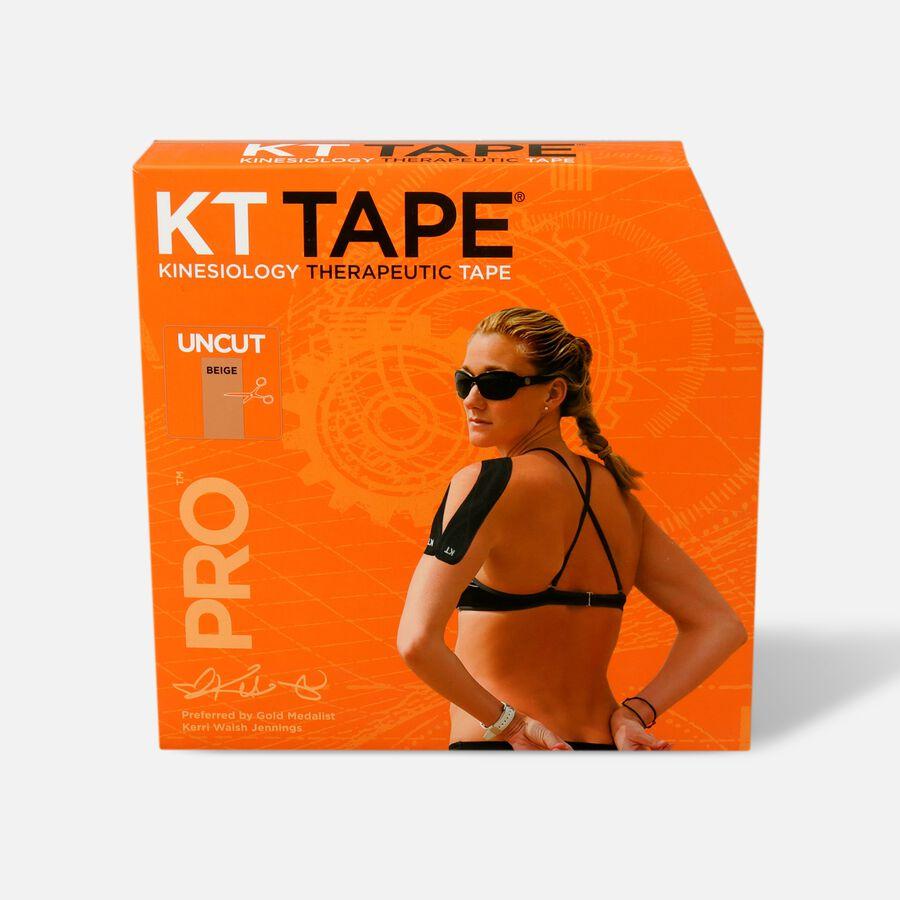 KT Tape Pro Jumbo Beige Tape, Uncut, 125 feet, , large image number 0
