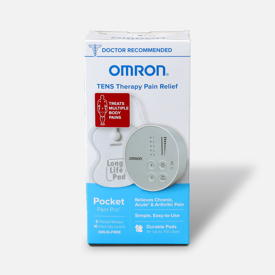 Omron Pocket Pain Pro TENS Unit, , large image number 1