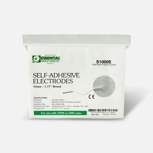 Essential Medical Supply Tens Electrode Set