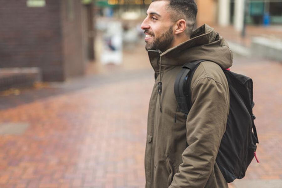 SuperStraps, A Backpack Posture Aid, , large image number 6