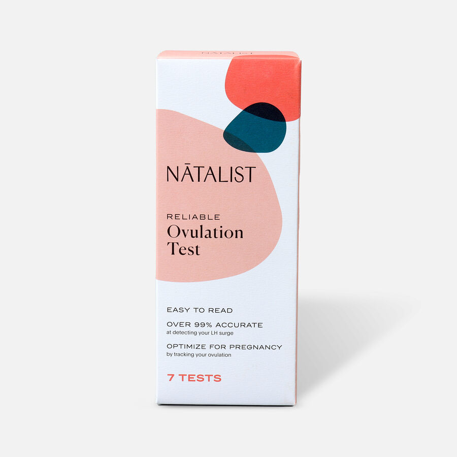 Natalist Ovulation Tests - 7ct, , large image number 0