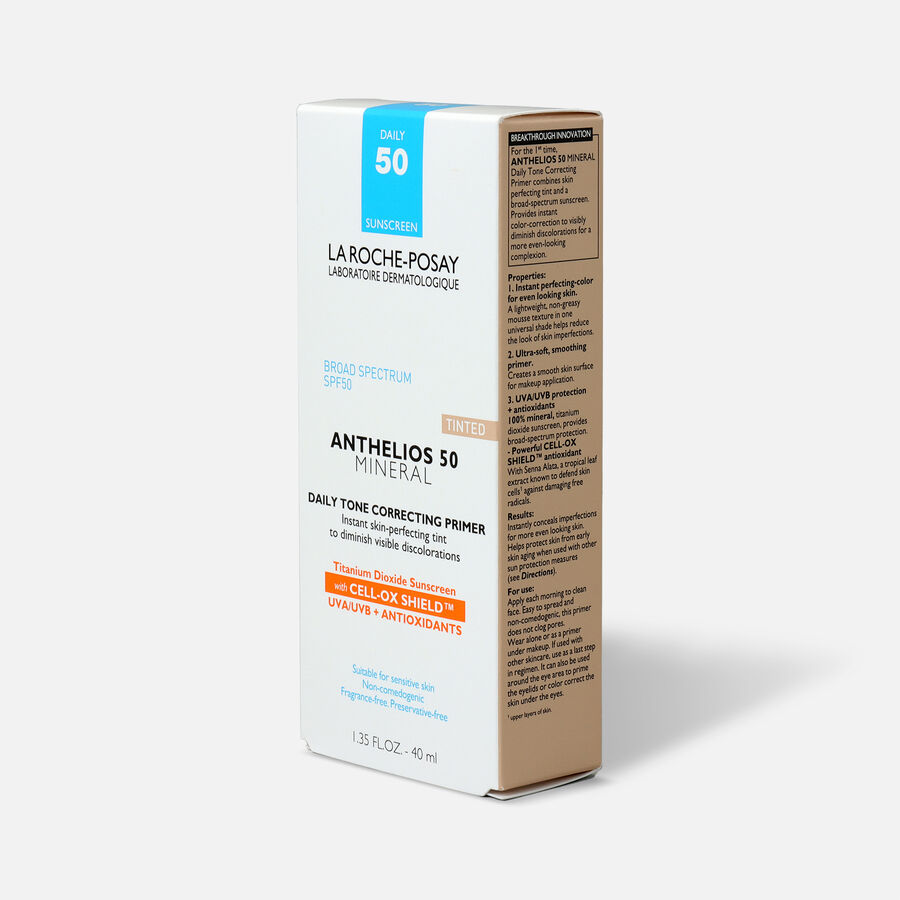 La Roche-Posay Anthelios 50 Daily Tone Correcting Primer, 1.35 fl oz, , large image number 2