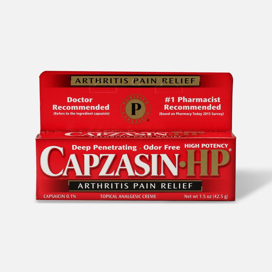 CAPZASIN-HP Cream, 1.5 oz., , large image number 0