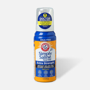 Simply Saline Sterile Saline Nasal Mist Extra Strength,1.5 fl oz