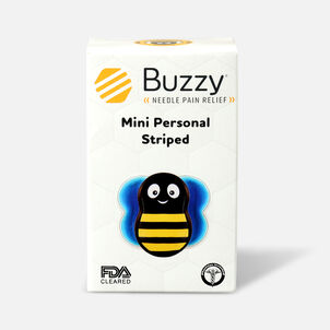 Buzzy® Mini Shotblocker Kit, Striped