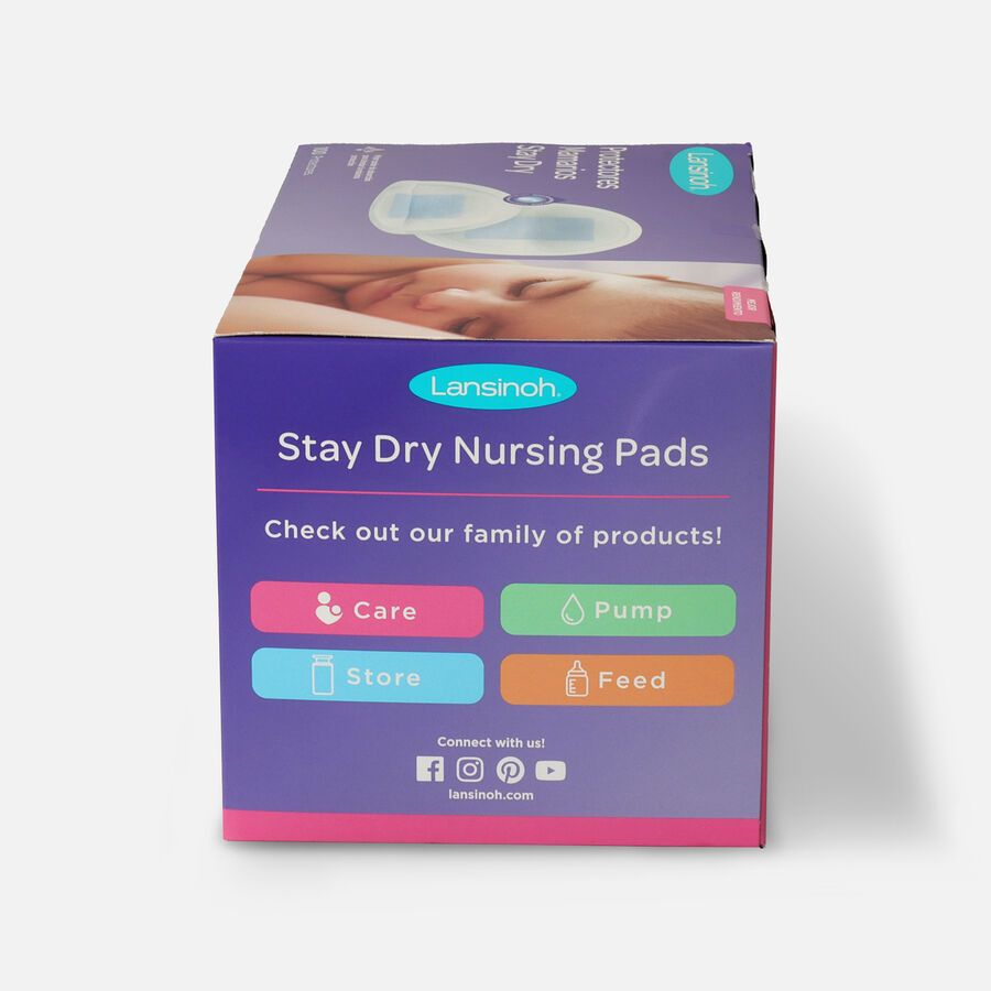 Lansinoh Disposable Nursing Pads, , large image number 2
