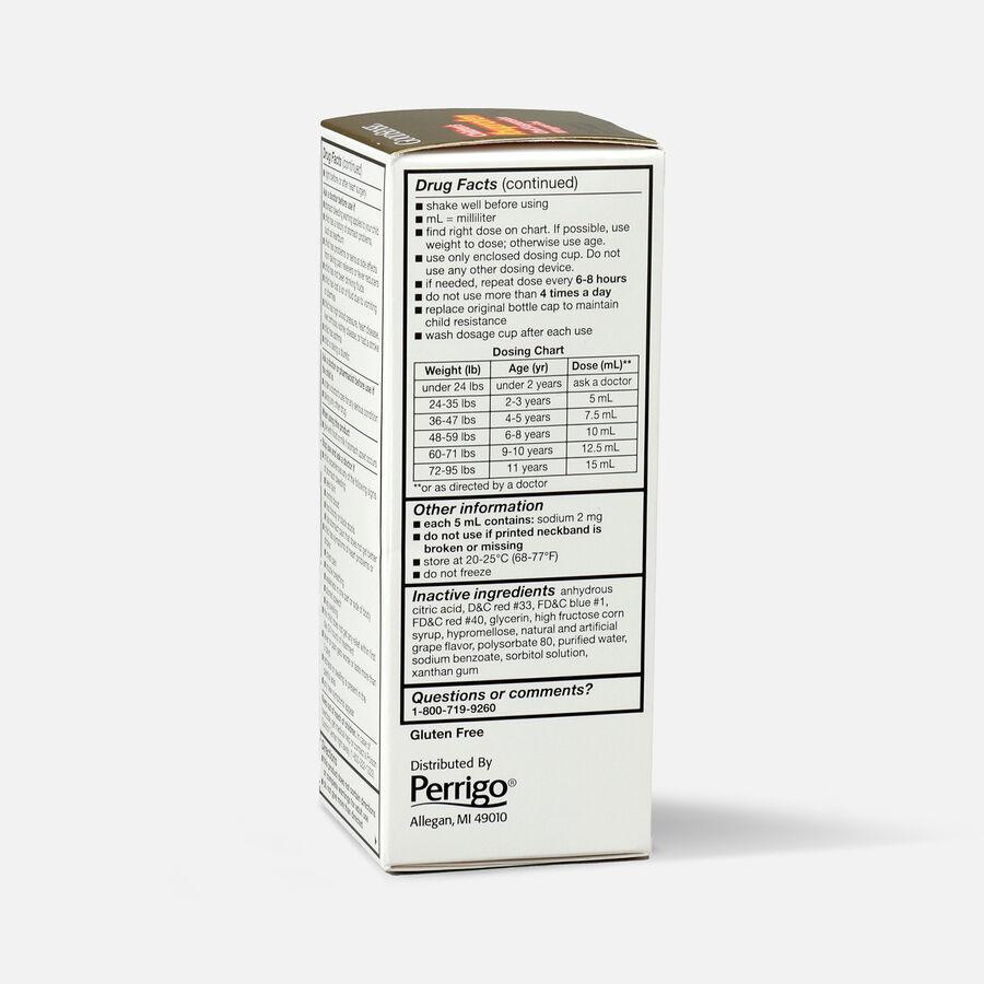 GoodSense® Children's Ibuprofen 100mg Oral Suspension, 4 fl oz, , large image number 7